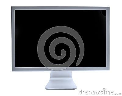 Blank LCD Screen