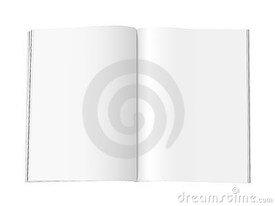 Blank Magazine Pages - XL