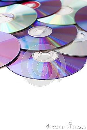 Blank Media Disks