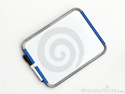 Blank Memo Board