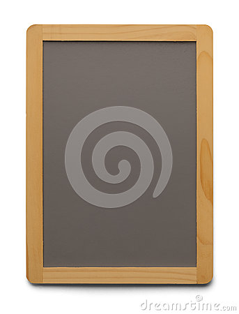 Blank Menu Board Stock Photo - Image: 35210580