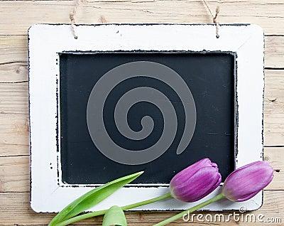 Blank Message board