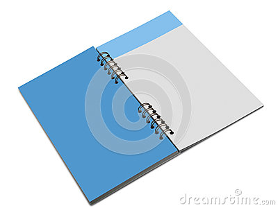 Blank Note Book