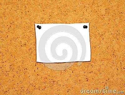 Blank note1