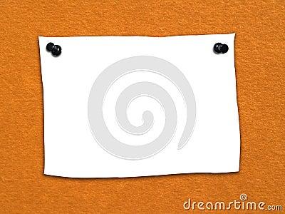 Blank note2