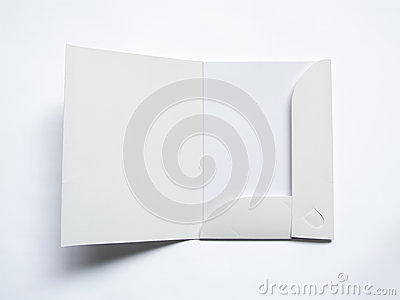 Opened Folder Stock Images - Image: 2178874