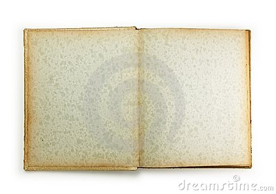 Blank page of an 1950s photo album.