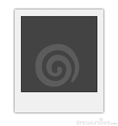 Free Blank Polaroid Frame Royalty Free Stock Photography - 6354617
