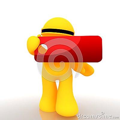 Blank price tag icon symbol