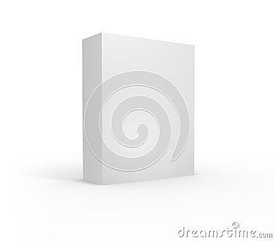 Blank Product Box - XL