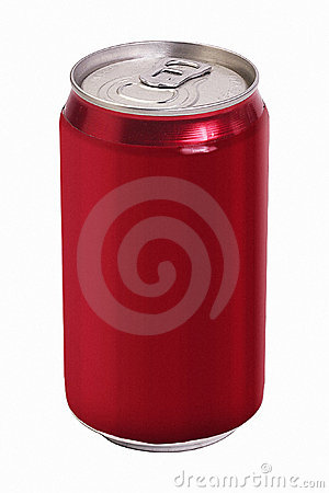 Free Blank Soda Can Royalty Free Stock Photography - 4015027