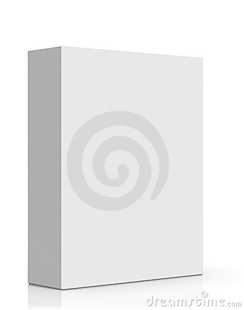 Free Blank Software Box Stock Images - 8293954