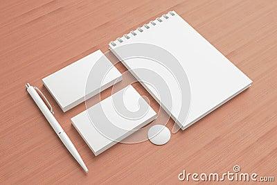 Blank Stationery / Corporate ID Set
