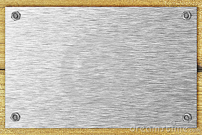 Blank steel plate