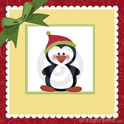 Free Blank Template For Christmas Greetings Card Stock Photos - 16900063