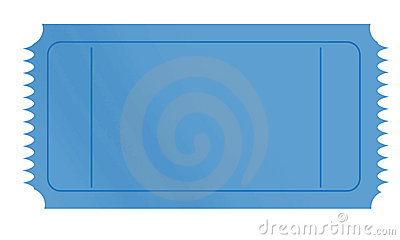 Blank Ticket Royalty Free Photography Image 7625107 – Blank Ticket