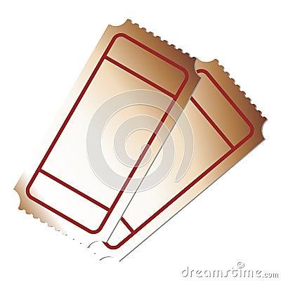 Blank tickets