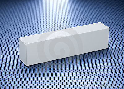 Blank Toothpaste Product Box Royalty Free Stock Photo Image 20077465