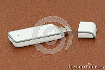 Blank USB device