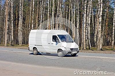 Blank van drives