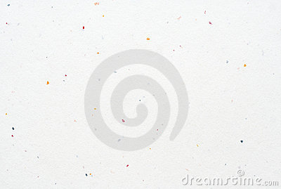 Blank white hand-made textured paper background