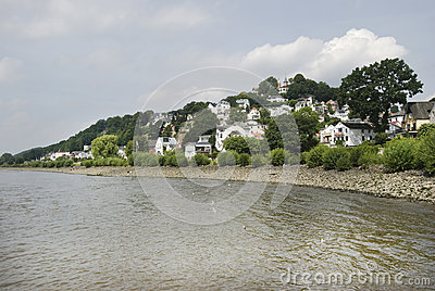 Blankenese, Amburgo, Germania 02