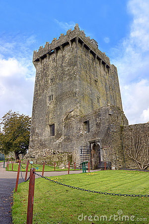 Blarney Castle in Co.Cork, Ireland.