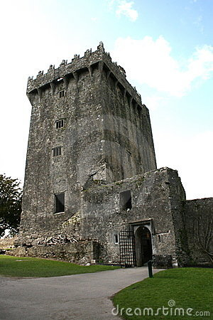 Blarney Castle, Cork County, Ireland Stock Photos - Image: 9384783