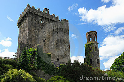 Blarney Castle of Ireland