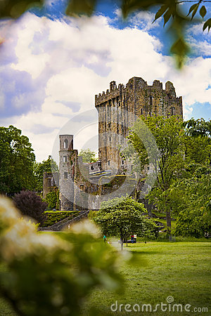 Free Blarney Castle Ireland Royalty Free Stock Photography - 55647537