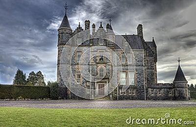 Blarney House, Ireland - hdr image.