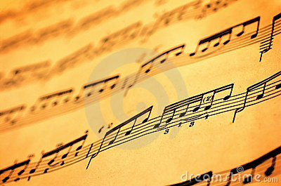Blatt-Musik