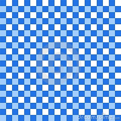 Blaue Checks