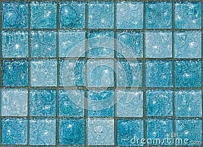 blaue glasfliesen stockbilder bild 11337834. Black Bedroom Furniture Sets. Home Design Ideas