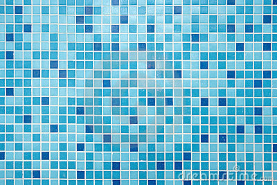 blaue mosaik fliesen lizenzfreie stockbilder bild 7580769. Black Bedroom Furniture Sets. Home Design Ideas