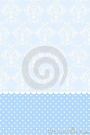 Blaue Tapete Lizenzfreie Stockbilder - Bild: 33030649