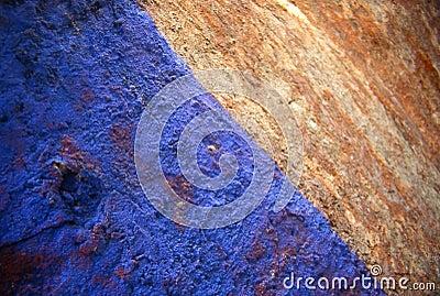 Blauer Rost