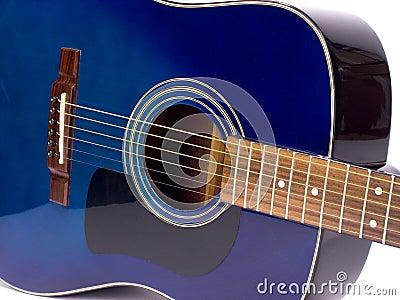 Blaues guitar3