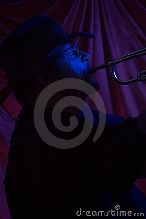 Blaumusiker