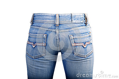 Blauw Jean