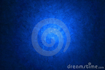 Blauwe Canvas Geschilderde Achtergrond