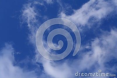 Blauwe hemel royalty vrije stock foto afbeelding 11991525 - Blauwe hemel kamer ...
