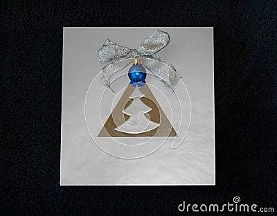Blauwe Noel