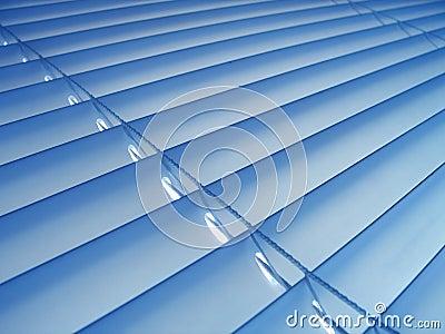Blauwe Zonneblinden