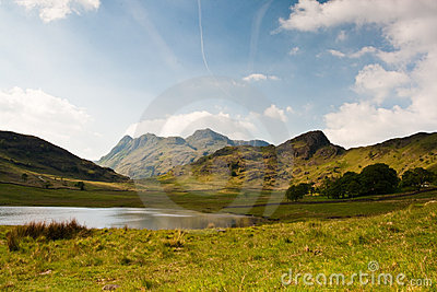 Blea Tarn Lake