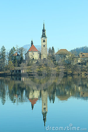 Bled, Slovenian top destination