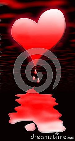 Free Bleeding Heart Royalty Free Stock Photos - 1707558