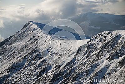 Blencathra Ridge