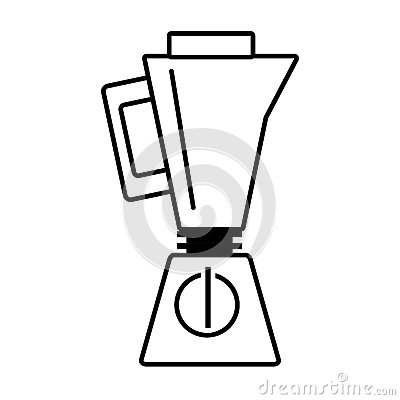 Free Blender Kitchen Appliance Outline Stock Photo - 82315550