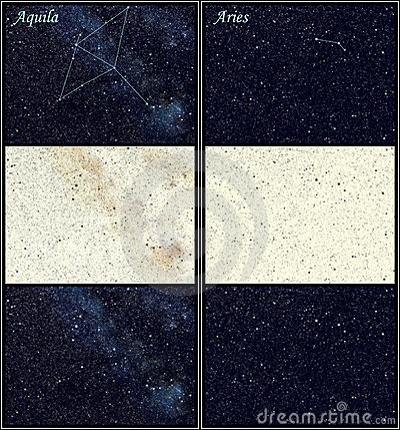 Bélier d Aquila de constellation